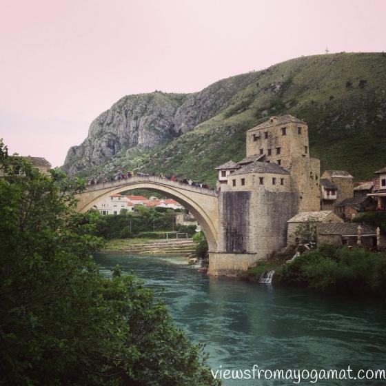 Day trip to Mostar, Bosnia-Herzegovina.