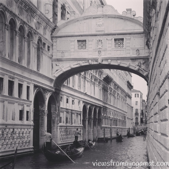 I fell even deeper in love with Venice the second time around!